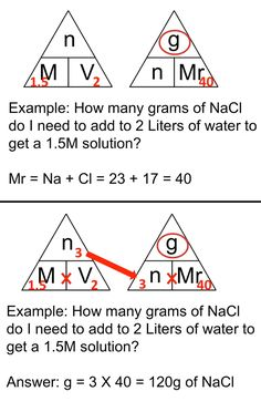 Example molar calculation Chemistry Basics, Chemistry Worksheets, Chemistry Classroom, High School Chemistry, Chemistry Notes, Teaching Chemistry, Chemistry Lessons, Chemistry Experiments, Science Notes