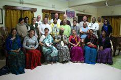 ISKCON Leadership Sanga Day four - Seminars (Album 35 photos)