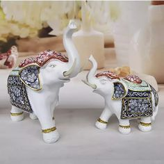 Purple Kitchen Accessories, Decorative Accessories, Ethnic Home Decor, Statues, Elephant Gifts, Feng Shui, Beautiful Pictures, Arts And Crafts, Painting Art
