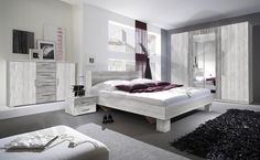 Beautiful bedroom furniture. The unique set that will delight everyone. Bright colors are pleasing to the eye.