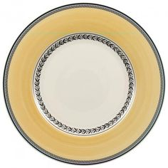 Dress up your dinner table by presenting lovely meals on the Villeroy and Boch Audun Fleur Dinner Plate . This captivating dinner plate features a wide. Aloe Vera, Tabletop, Villeroy, Fall Table, Salad Plates, China Dinnerware, Vegetable Dishes, China Porcelain, Dinner Plates