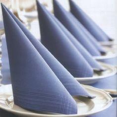 Napkin: Sail Fold