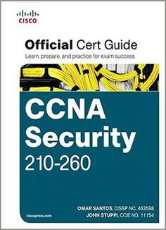 Ccna Security 210-260 Official Cert Guide PDF