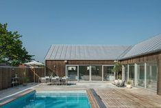 Scandi Style, Terrace Garden, Pool Houses, Beach House, Villa, Positivity, House Design, Architecture, Outdoor Decor