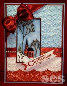 CT0812 Country Pleasures- #3- Christmas by Julie Gearinger - Cards and Paper Crafts at Splitcoaststampers
