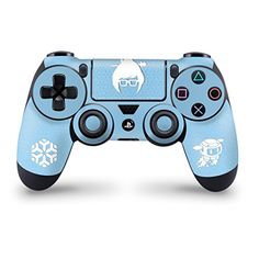 Mei Snowflake Fan Art Custom Playstation 4 Controller, high quality skin to protect and decorate your controller Overwatch Fan Art, Overwatch Xbox, Kawaii Faces, Ps4 Controller, Feel Unique, Playstation, Snowflakes, Console, Wraps