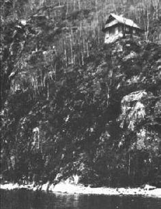 Wittgenstein's hut in Norway