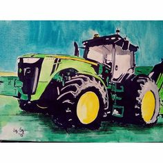 JD  #art #illustration #tractor #drawing #draw #picture #photography #artist #sketch #sketchbook #paper #pen #pencil #artsy #instaart #beautiful #instagood @appslejandro #gallery #masterpiece #creative #photooftheday #instaartist #graphic #graphics #johndeere #agriculture #landwirtschaft