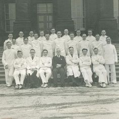 After the Second World War, the Nurses' Act opened up the state nursing register to men. However, until 1960, men were excluded from membership of the Royal College of Nursing. When the College opened its membership under the leadership of Catherine Hall, the male membership initially grew slowly; about 60 men joined in the first year. #RCN100