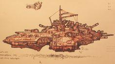 AA Cruiser by Amarynceus on DeviantArt