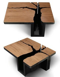 coffee table - wow