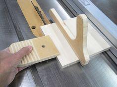 Lateral Push Stick / Poussoir latéral