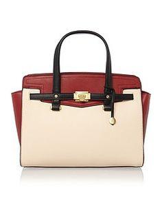 Luella multi coloured tote bag