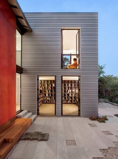 Kingsland House in West Los Angeles by OKB Architecture