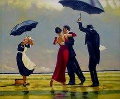-Hand-Painted-Oil-Painting-Dancing-in-the-Rain-Repro-20x24in.jpg (1000×834)
