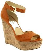 My new Michael Kors wedges on sale at Dillards! :)