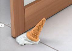 gelato fermaporta - Loves by Il Cucchiaio d'Argento