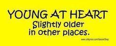 growing old is mandatory .... growing up is an option :)   Happy B-day Dear Gwynne !!  =^_^=