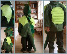 inspiration déguisement dragon