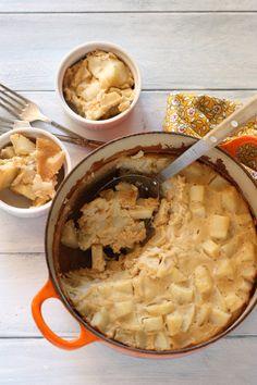 Dairy-Free Potatoes au Gratin - The Spunky Coconut