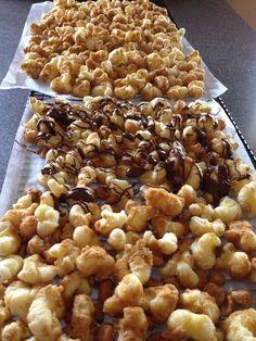 "Homemade Caramel Corn Recipe – Peanuts and Chocolate optional :) « ""The Farm"" Old World Garden Farms"