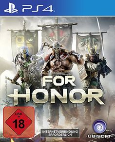 For Honor - [PlayStation 4] - playstation spiele playstation geschenk play station 4 geschenkideen playstation 4 spiele playstation zocken play station console xbox spiele PC