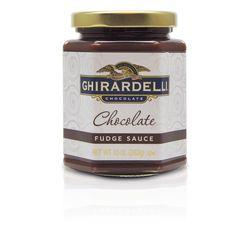 Chocolate Fudge Sauce $12