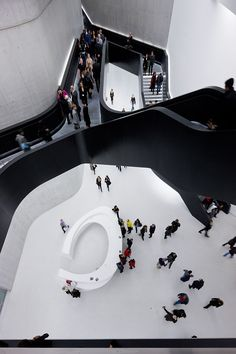 MAXXI Museum by Zaha Hadid: http://www.archello.com/en/collection/elements-architecture-stairs