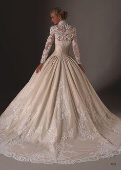 vestido de noiva com luvas - Pesquisa Google