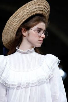 New post on jamaicanblackcastoroil Picnic At Hanging Rock, John Galliano, Classy And Fabulous, Dress Me Up, My Outfit, Catwalk, Fashion Show, Vintage Fashion, Street Style