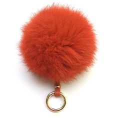 A personal favorite from my Etsy shop https://www.etsy.com/listing/385977616/fox-fur-bag-charm-fur-pom-pom-keychain