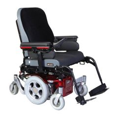 Sunrise Medical Quickie Salsa M HD Electric Powered Wheelchair Powered Wheelchair, Mobility Aids, Medical Equipment, Electric Power, Lawn Mower, Outdoor Power Equipment, Baby Strollers, Sunrise, Disability