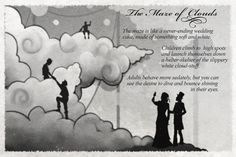 the maze of clouds
