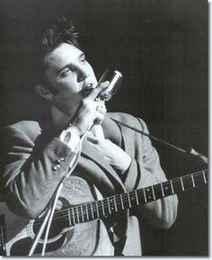 Elvis, Jacksonville, Florida. August 1956