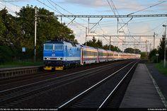 ČD 362-169 Ex11051 Klučov 14-07-14 Istanbul, Trains, Europe, Train