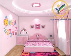 Little Girl Beds, Girls Bedroom Sets, Pink Bedroom For Girls, Room Ideas Bedroom, Kids Bedroom, Luxury Bedroom Design, Bedroom Bed Design, Baby Room Design, Girl Bedroom Designs