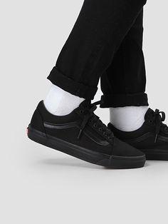 hot sale online 1746e d028f Old Skool Black Black