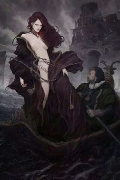 Melisandre and Davos