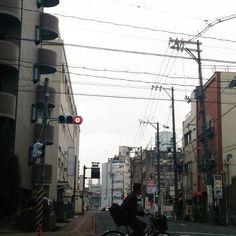 カミさんが広島で講習会なんですが新幹線が運転見合わせってことで駅まで送りました運が悪いねぇ
