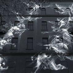 Les Spectres muraux de Li-Hill (1)