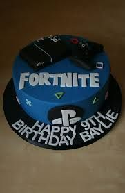 Image Result For Fortnite Birthday Cake 12th 13th Parties Boy