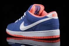 huge selection of 5feff e8b47 Nike SB Dunk Low Pro (Bright Mango) - Sneaker Freaker. Kvinder NikeHerresko Air ...