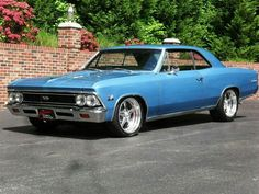 American Classic Cars, American Muscle Cars, Chevrolet Malibu, Chevrolet Chevelle, Rat Rods, 1966 Chevelle, Chevy Classic, Chevy Muscle Cars, Fancy Cars