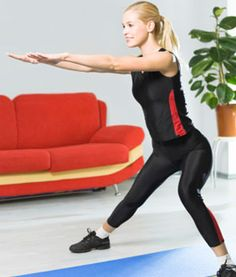When you have no time to workout squeeze in these one-minute exercises for a quick calorie burn. Just 7 exercises hit all your muscles for an effective, total body, fast workout. You Fitness, Physical Fitness, Fitness Goals, Fitness Tips, Health Fitness, Fitness Exercises, 7 Workout, 7 Minute Workout, Workout Ideas