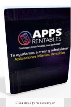 Apps rentables te lo pone más fácil y te permite crear apps aunque no tengas ni la más remota idea de programar y Java solo te suene a isla del Índico. ¿Cómo es posible? Apps rentables no solo es un curso, sino que va más allá. Con la web Apps Rentables no sólo te olvidas de la programación, sino también de otras cuestiones técnicas, como contratar y configurar un servidor para alojar tus aplicaciones móviles. Sólo debes centrarte en la creación de apps, que es con lo que vas a ganar dinero. Java, Tech Companies, Company Logo, Apps, Tinkerbell, Earn Money, Create, Libros, App