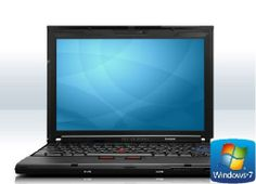 Lenovo ThinkPad X201 Core i5 2.40GHz Processor 4GB RAM 250GB HDD Windows 7 Professional  Now only £199! Hurry while stocks last!