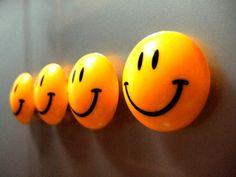 hanging smileys