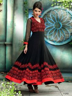Indian Latest Anarkali Suits Collection 2015-2016 | GalStyles.com