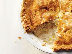 Recipe Redo Blake Lively S Chicken Leek Pie