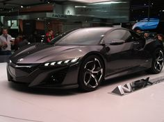 2013 Acura NSX Concept (for 2015 release)